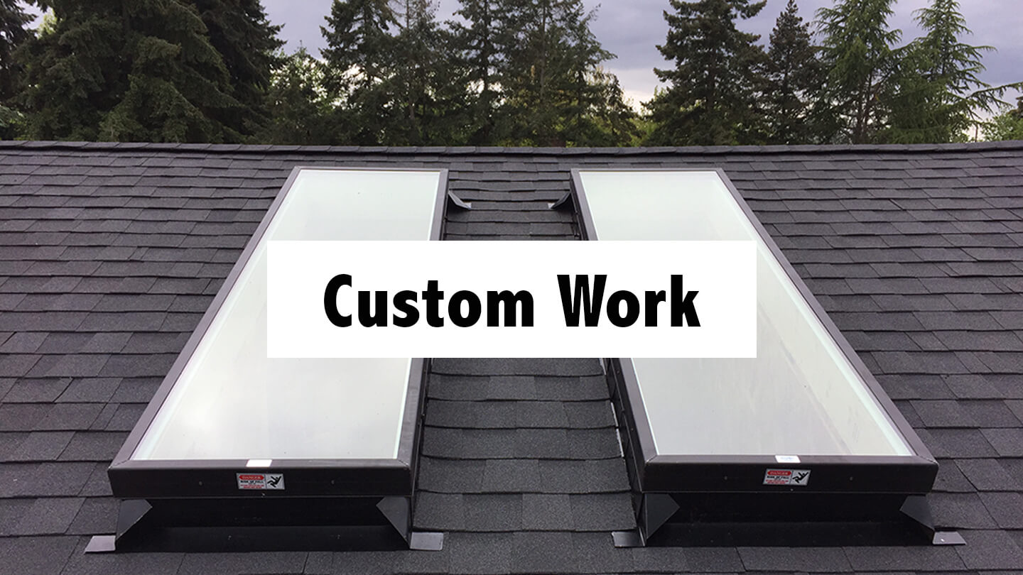 custom work seattle