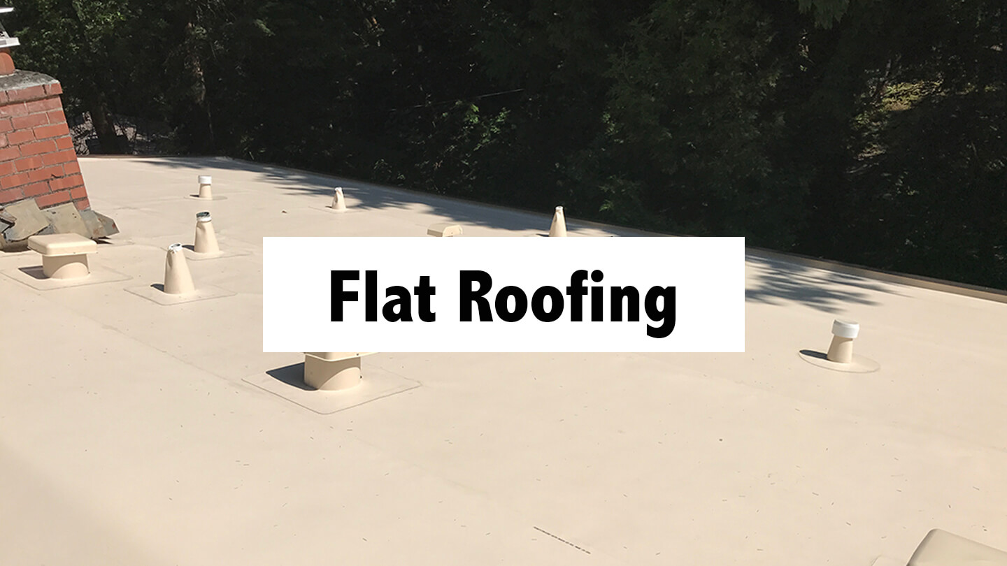 flat roofing seattle