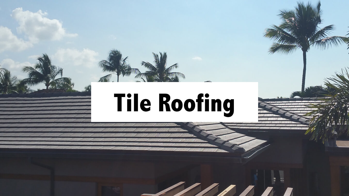 tile roofing seattle