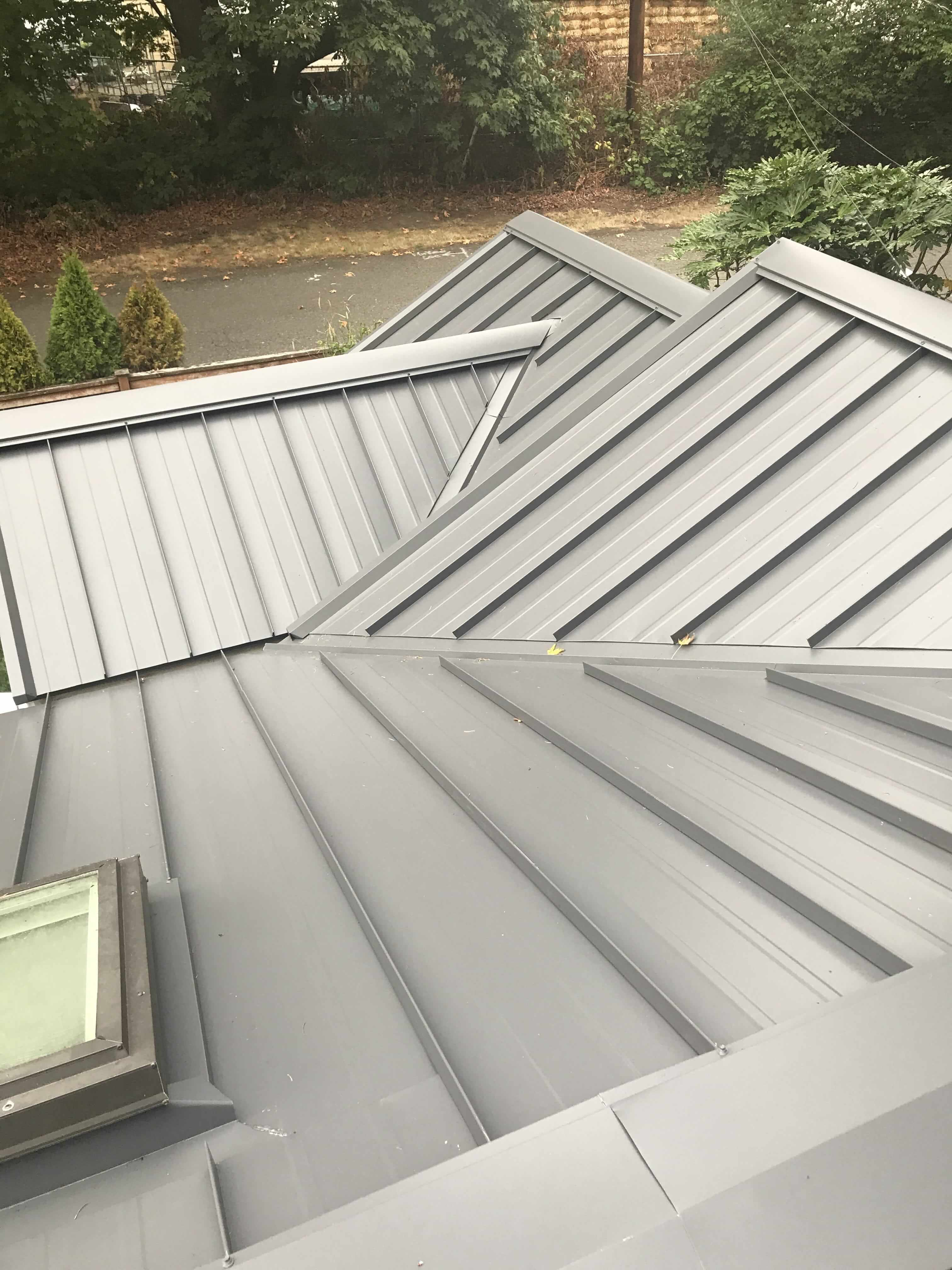 Bellevue Metal Roof Installation Amp Replacement Seattle
