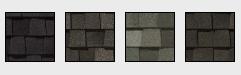 Landmark TL-Roofing Shingles Samples 1