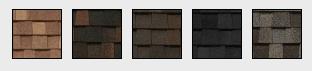 Landmark Premium-Roofing Shingles Samples